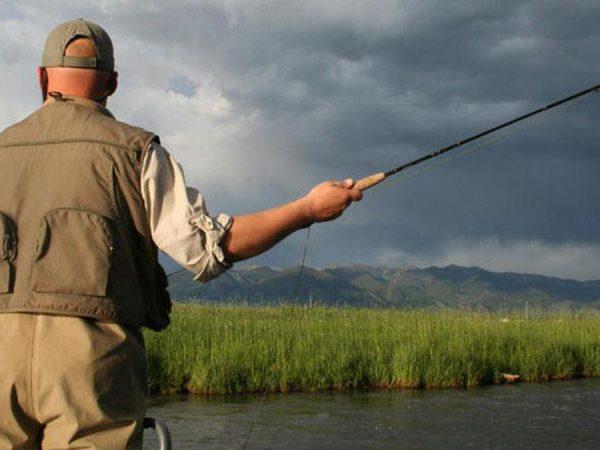 Kariega Game Reserve Fishing