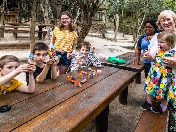 Kariega Game Reserve Kids on Safari