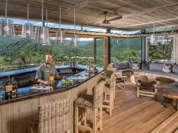 Kariega Game Reserve Lobby View