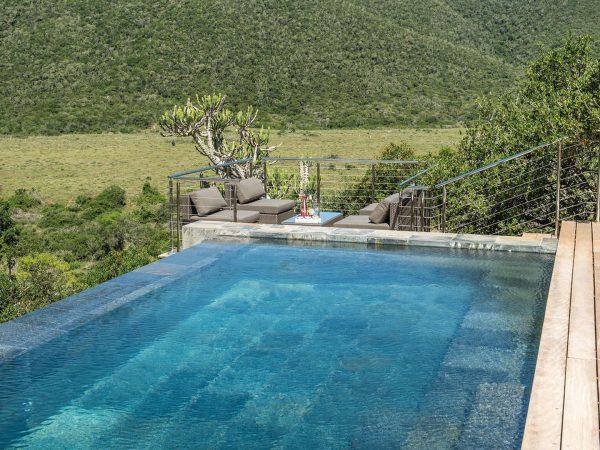 Kariega Game Reserve Pool