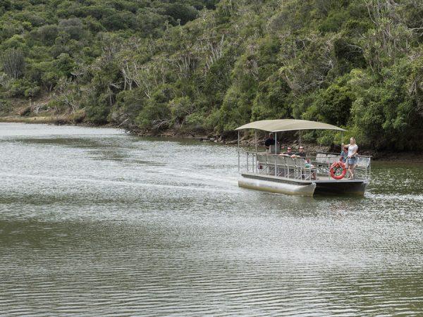 Kariega Game Reserve River Cruises
