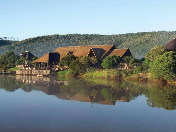 Kariega Game Reserve River Lodge