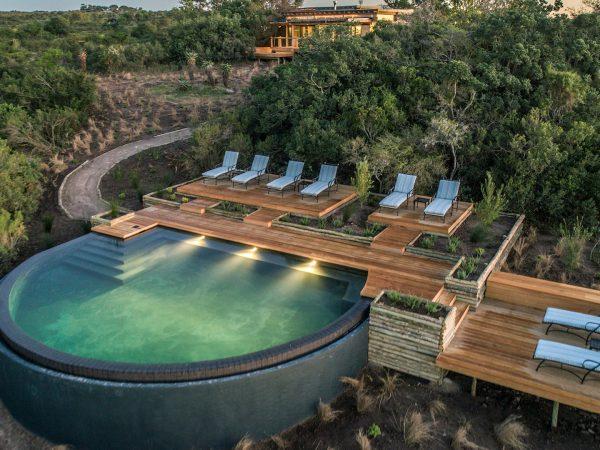 Kariega Game Reserve Ukhozi Lodge