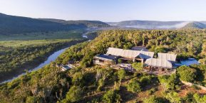 Settlers Drift Lodge, Kariega Game Reserve