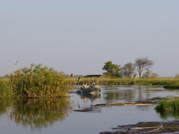 Ker And downey Botswana Okuti Boating