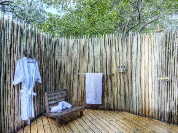 Ker and Downey Botswana Okuti Outdoor Shower