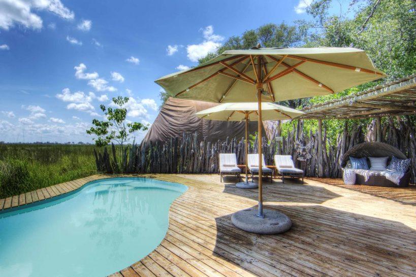 Ker and Downey Botswana Okuti Pool