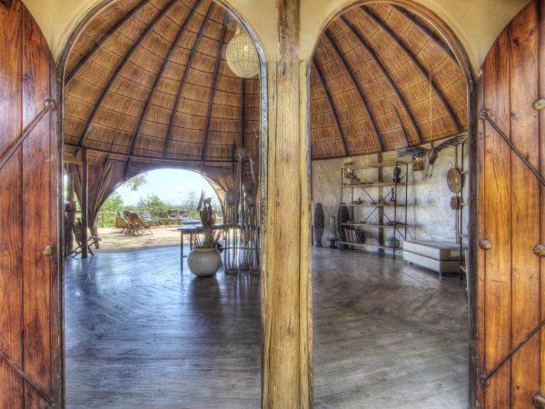 Ker And downey Botswana Okuti entrance