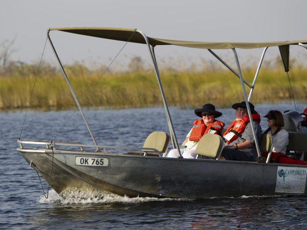 Ker And downey Botswana Shinde Boat