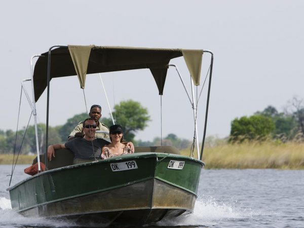 Ker And downey Botswana Shinde Boat Excursions