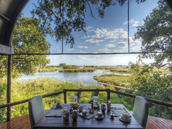 Ker And downey Botswana Shinde Breakfast View