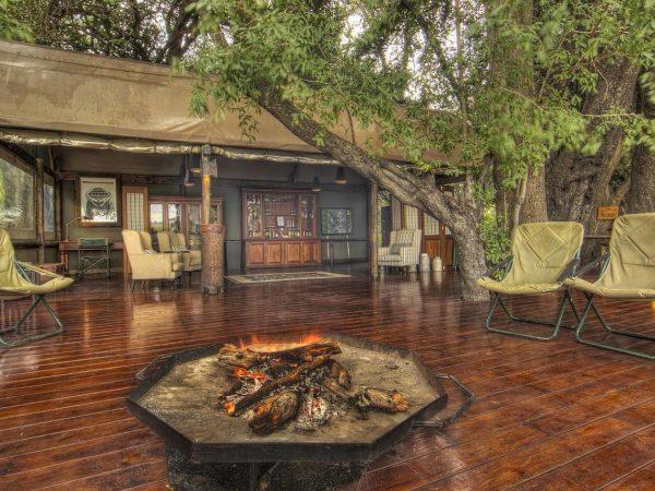 Ker And downey Botswana Shinde Fire Deck