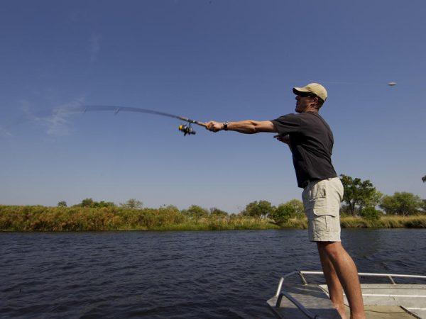 Ker And downey Botswana Shinde Fishing