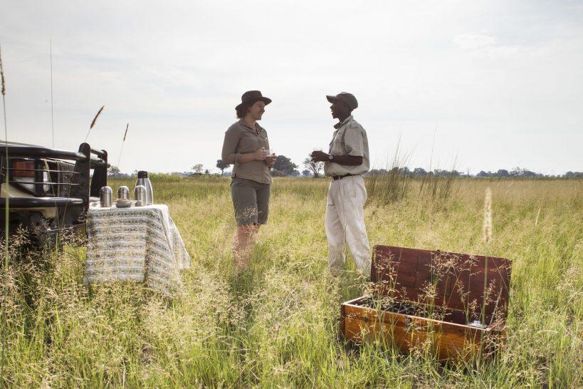 Ker and Downey Botswana Shinde Camp Bush Picnic