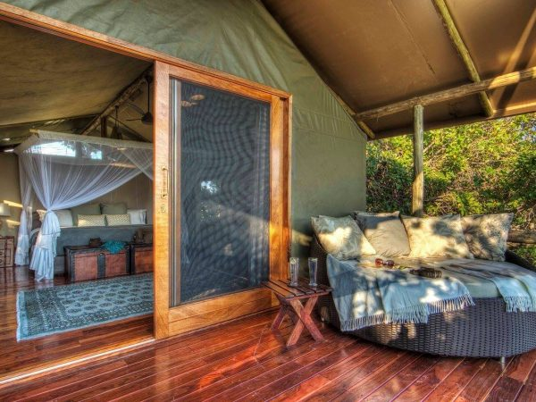 Ker and Downey Botswana Shinde Camp Tent