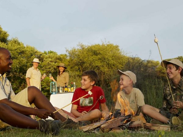 Ker and Downey Botswana Shinde Camp Young Explorers