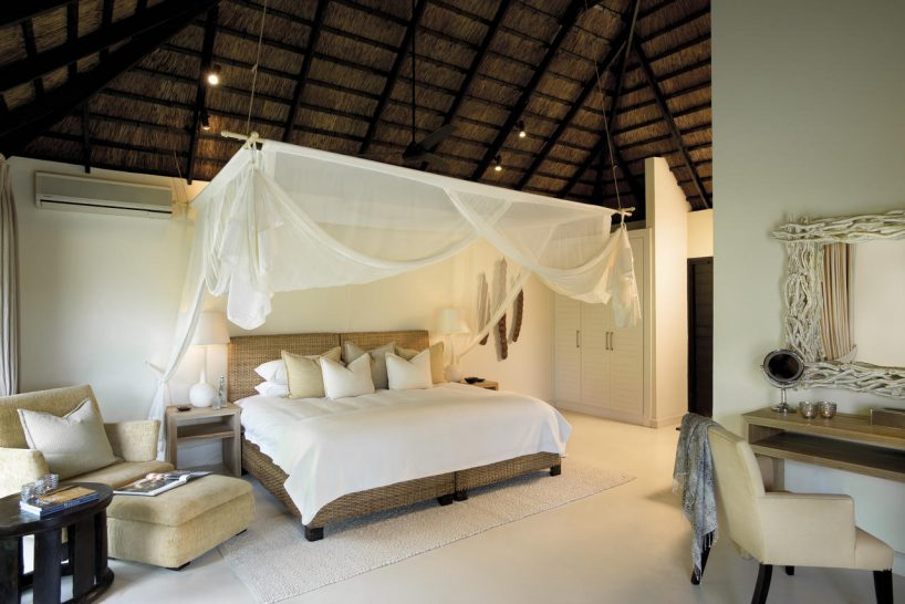 Lion Sands Rive Lodge Luxury Room