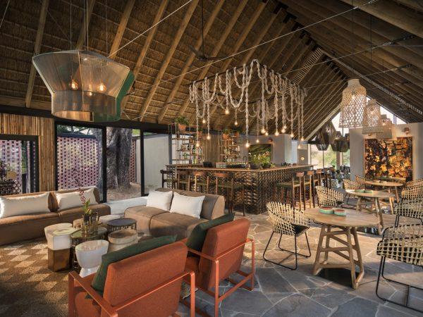 Lion Sands River Lodge Bar