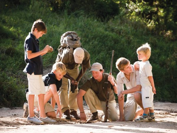 Lion Sands River Lodge Kids On Safari