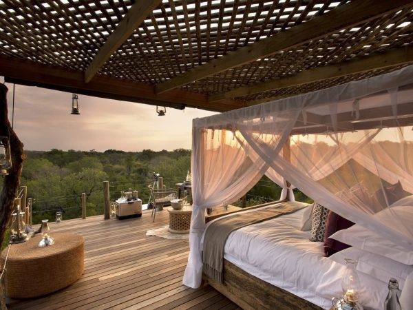 Lion Sands River Lodge Kingston Treehouse