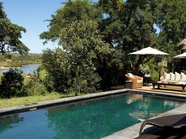 Lion Sands River Lodge River Suite