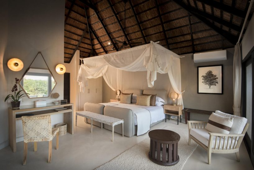 Lion Sands River Luxury RoomLion Sands River Luxury Room