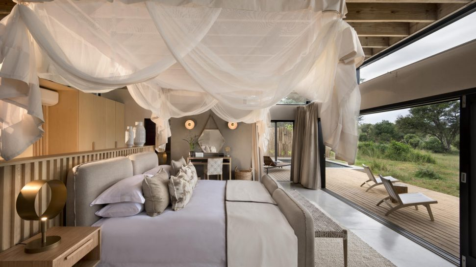 Lion Sands River Suite