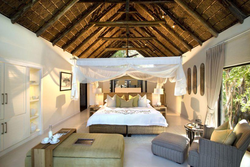 Lion Sands River Superior Luxury Room