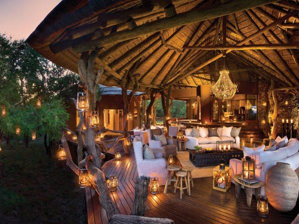 Madikwe Safari Lodge Bar