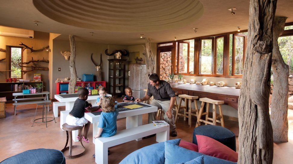 Madikwe Safari Lodge Kiddies Club