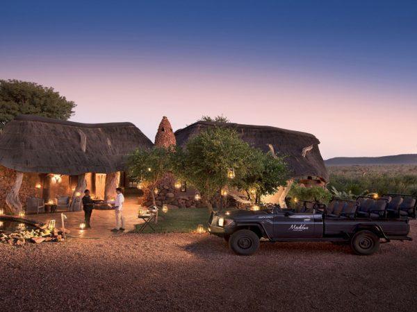 Madikwe Safari Lodge Lobby