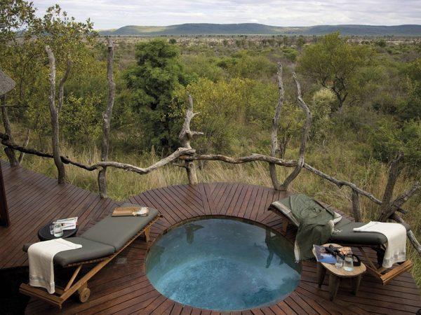 Madikwe Safari Lodge Lobby Exretior safari lodge