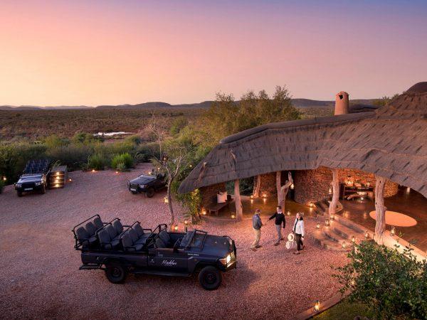 Madikwe Safari Lodge Lobby View