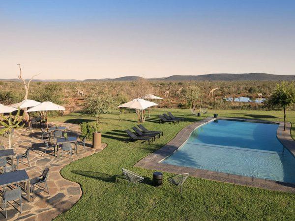 Madikwe Safari Lodge Pool