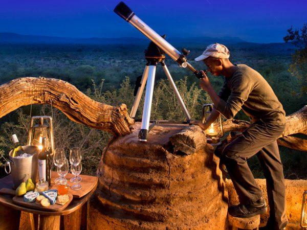 Madikwe Safari Lodge Star gazing
