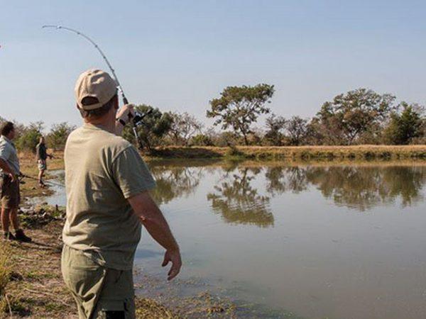Makanyi Private Game Lodge Fishing
