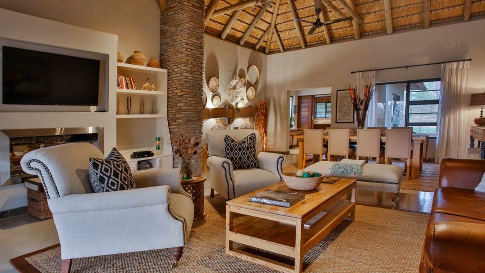 Makanyi Private Game Lodge Private Villa