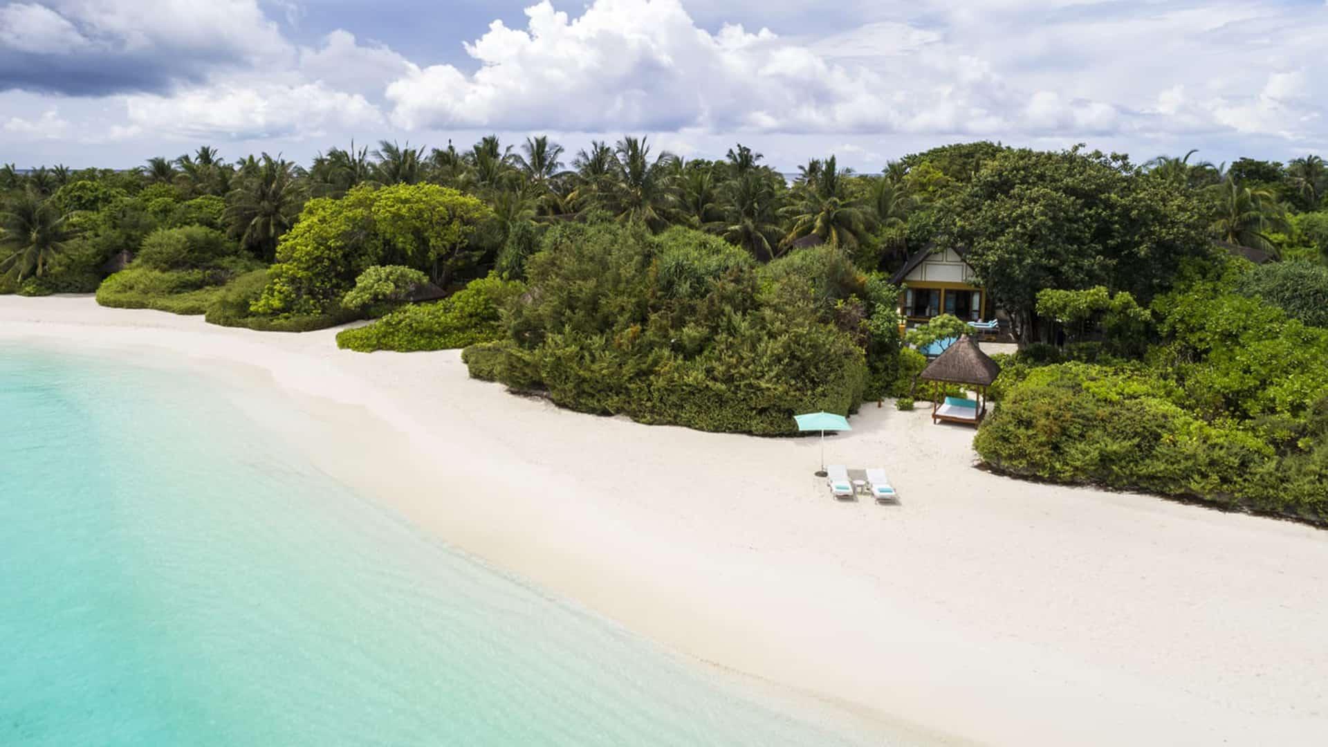 Maldives at Landaa Giraavaru Beach Villa With pool