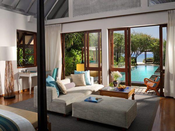 Maldives at Landaa Giraavaru Family Beach Villa with Pool