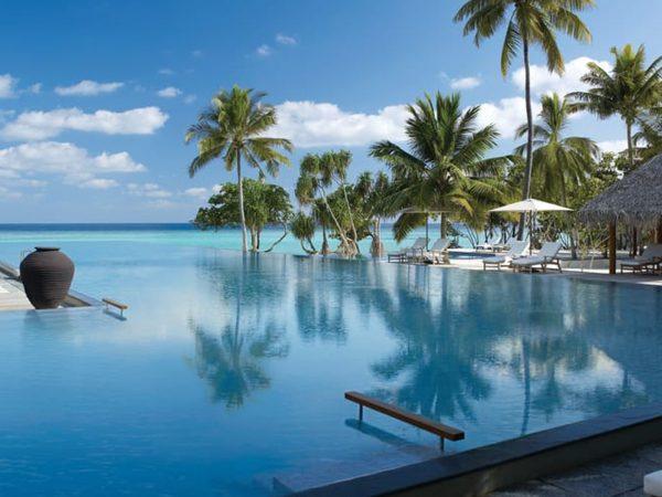 Maldives at Landaa Giraavaru Olympic-size-pool