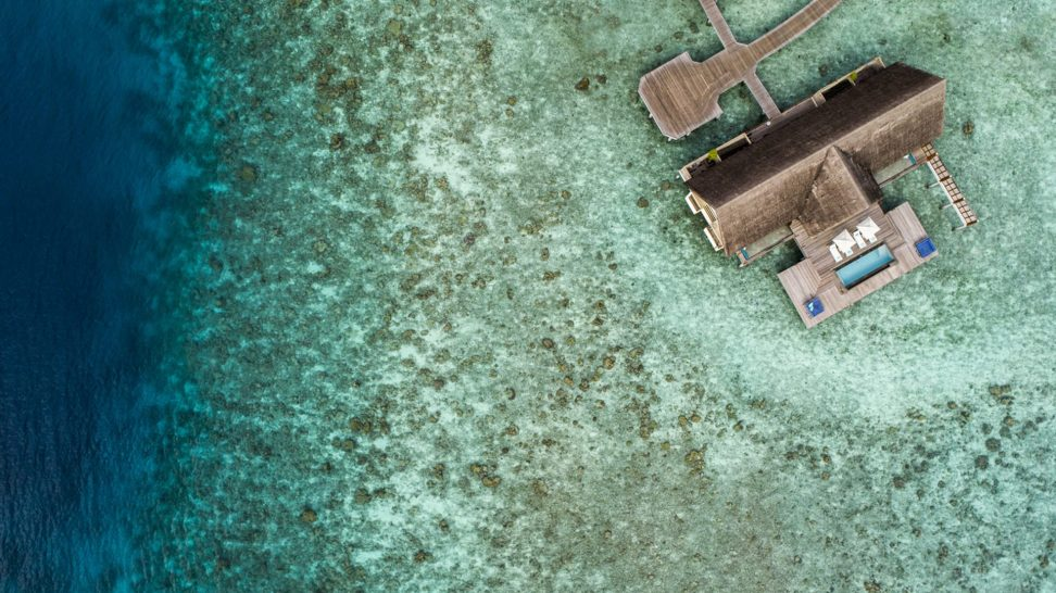 Maldives at Landaa Giraavaru Sunrise Two Bedroom Water Suite