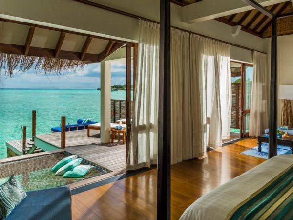 Maldives at Landaa Giraavaru Sunrise Water Villa