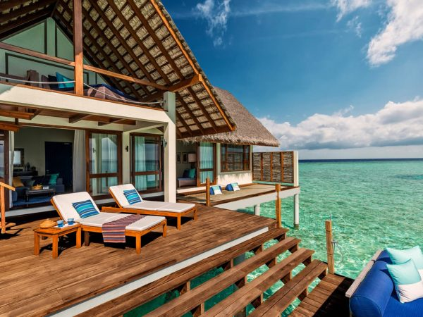 Maldives at Landaa Giraavaru Sunset Water Villa