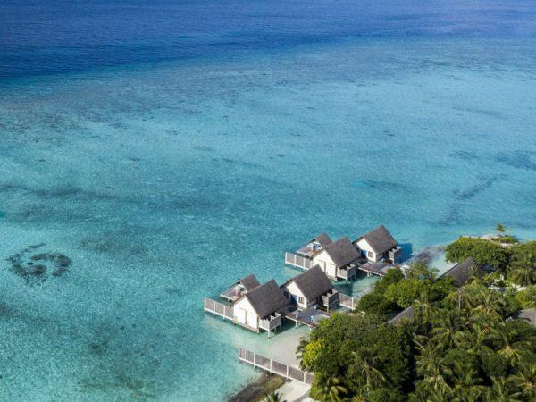 Maldives at Landaa Giraavaru Three Bedroom Land and Ocean Suite