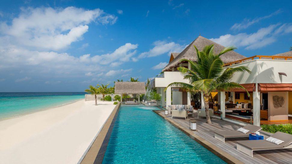 Maldives at Landaa Giraavaru Three Bedroom Landaa Estate