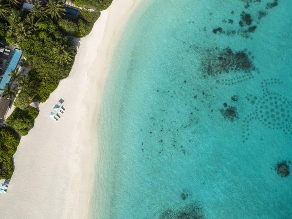 Maldives at Landaa Giraavaru Two Bedroom Royal Beach Villa