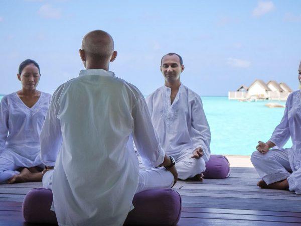 Maldives at Landaa Giraavaru yoga