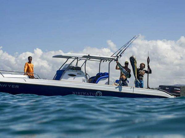 Nihi Sumba Indonesia Fishing
