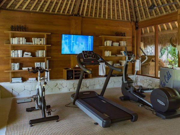 Nihi Sumba Indonesia Gym
