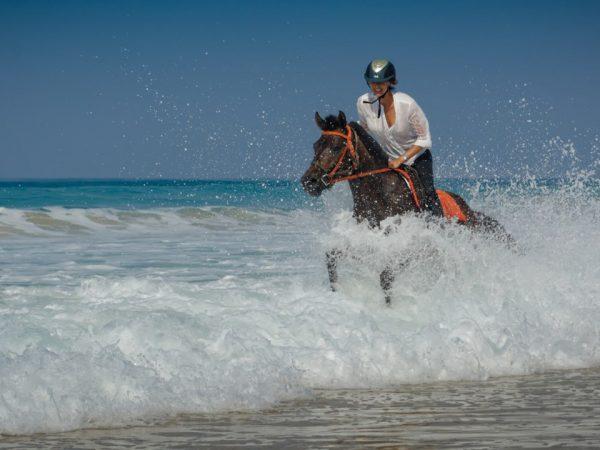 Nihi Sumba Indonesia Horseback Riding